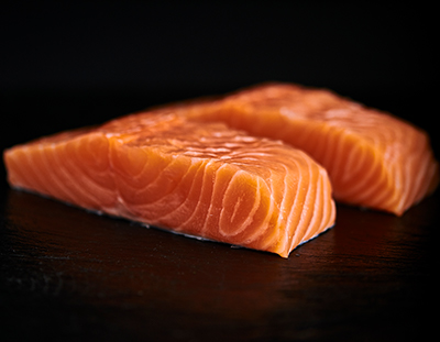 Natural Salmon Fillets